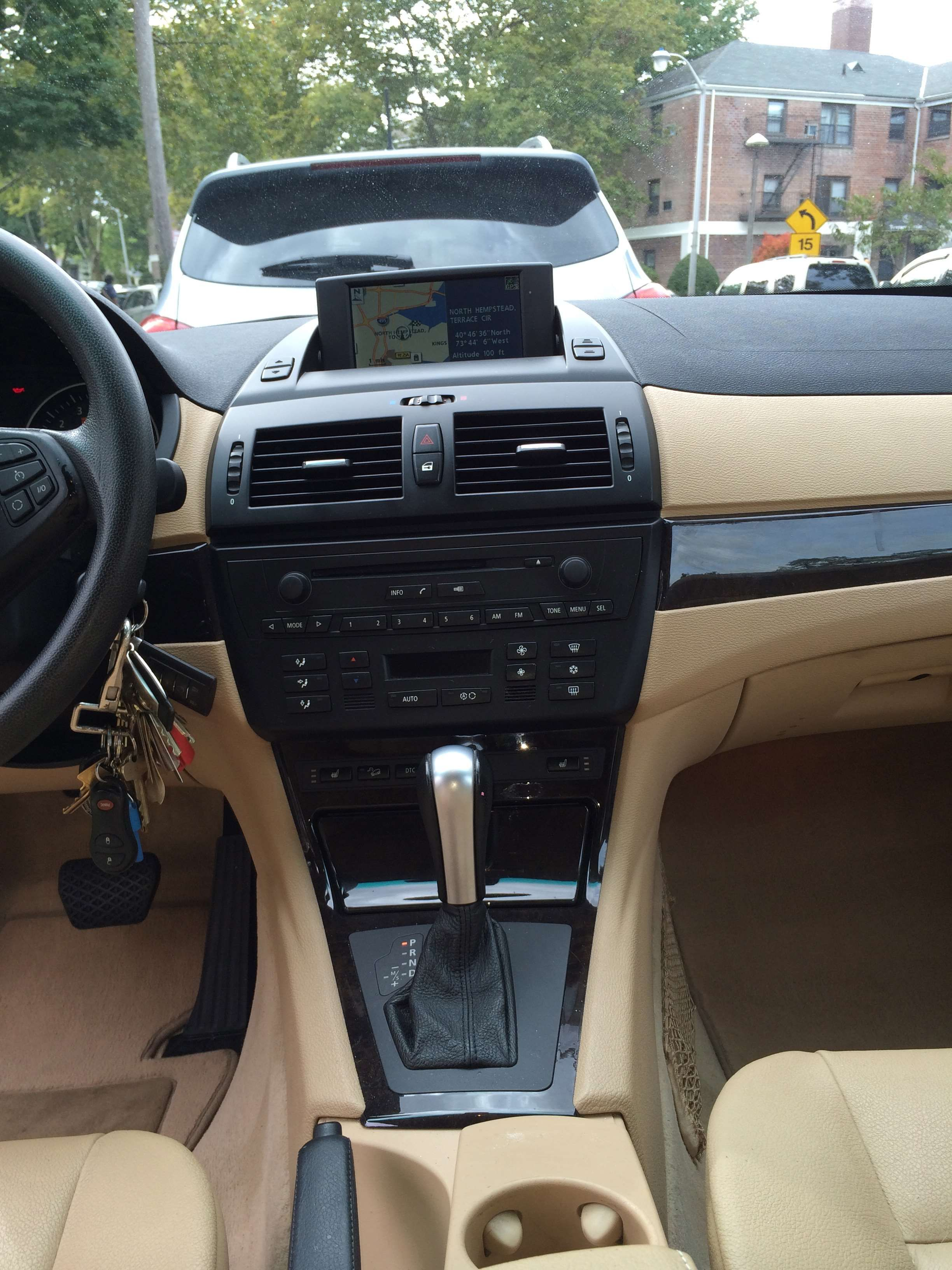 Make: BMW Model: X3 Year: 2007 Body Style: SUV Exterior Color: Black ...