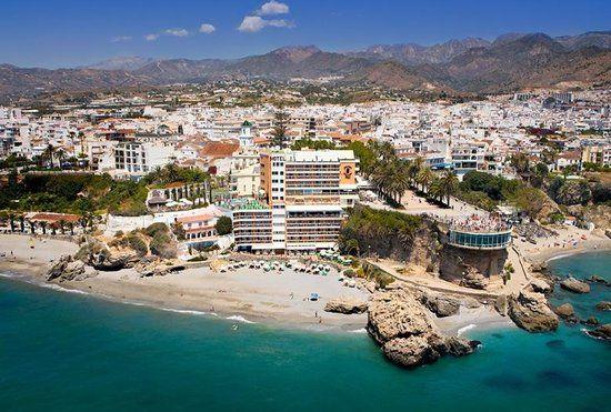 Hotel Balcon De Europa Spanish Towns Andalucia Malaga Airport