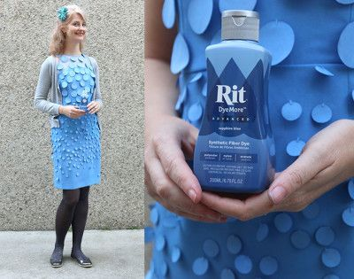 Color a polyester dress with Rit DyeMore  | Rit DyeMore | Rit Dye