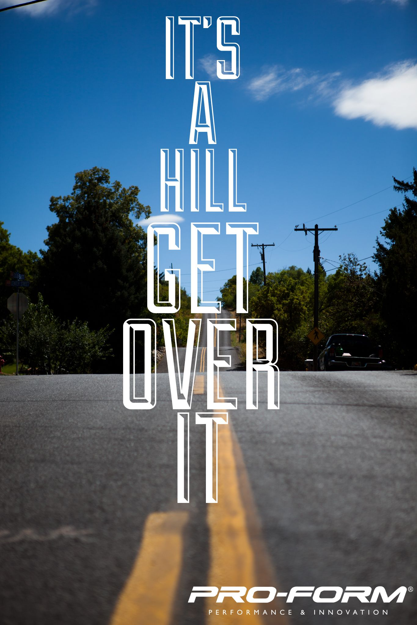Oh Hill! Get over it!