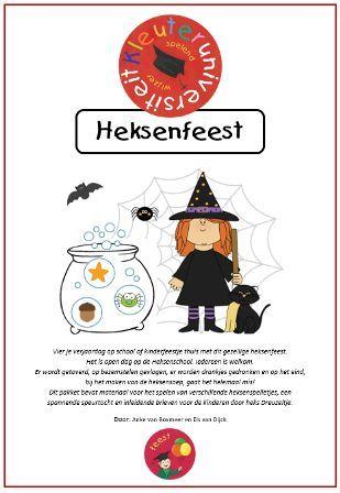 Halloween Lesidee.Kinderboekenweek 2017 Lesidee Kleuters Griezelen Griezelig Kinderfeestje Sprookjes