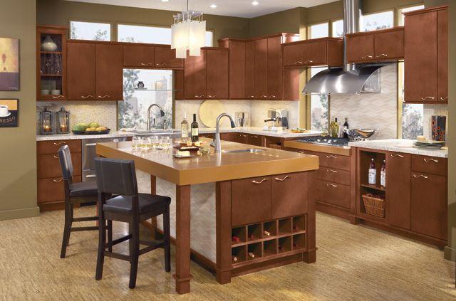 Merillat Classic Fusion Beautiful Kitchen Cabinets Kitchen Remodel Pictures Beautiful Kitchens