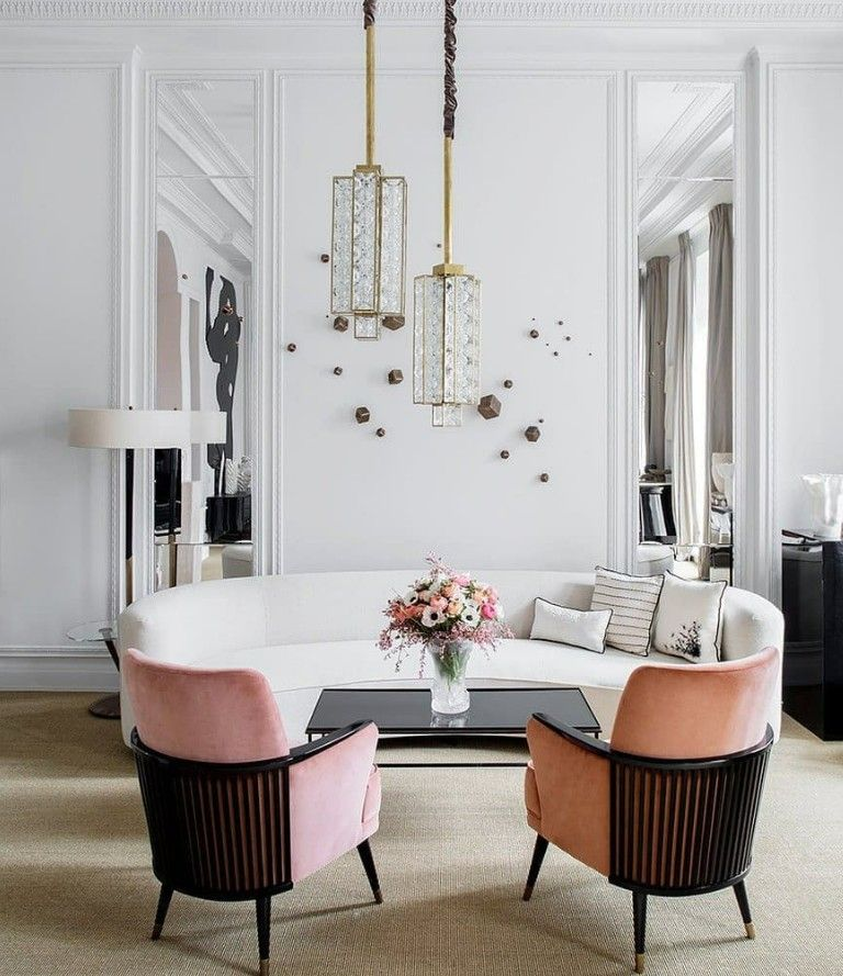 Dining Room interior Idea Home design | INTERIORS | Living room ...