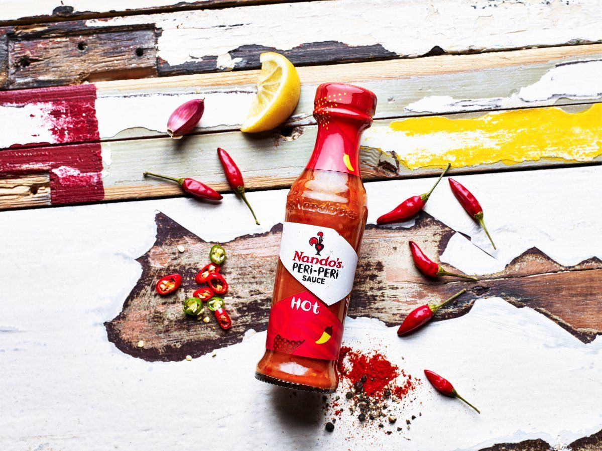 Amazon Com Nando S Peri Peri Sauce Variety Pack Medium