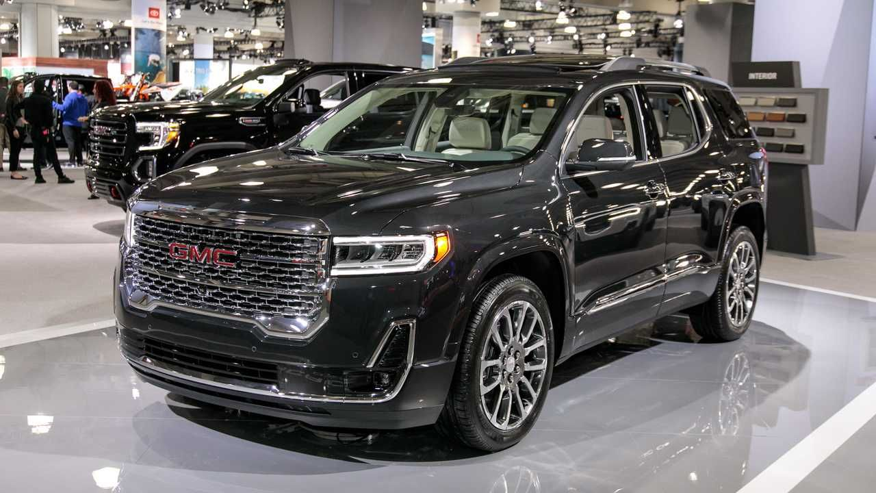 2020 GMC Acadia: Mid-update, News, Release >> 2020 Gmc Acadia Denali Cakhd Cakhd Auto Cars Exclusive