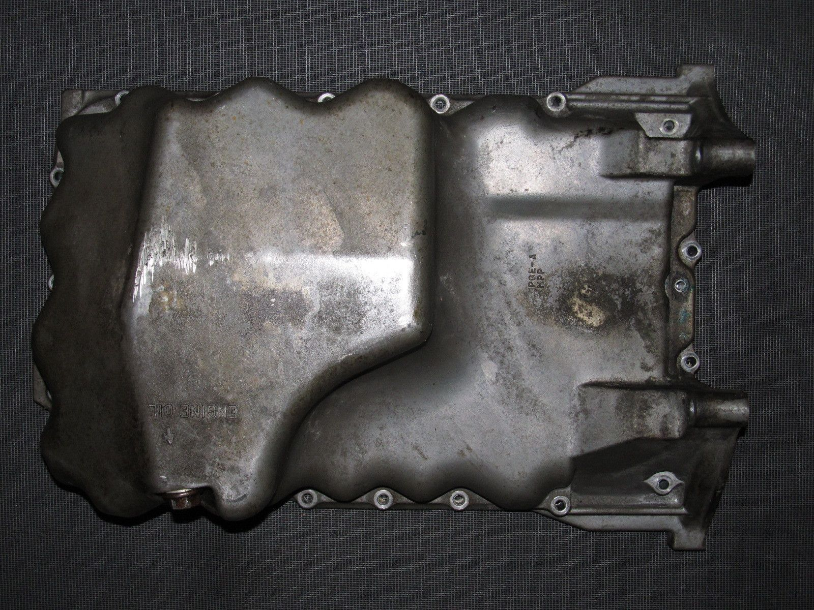 01 02 03 Acura CL Type-S J32A2 Engine Oil Pan | Products | Type s