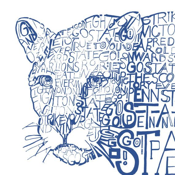 Penn State Nittany Lions - We Are Penn State - PSU - State College ...