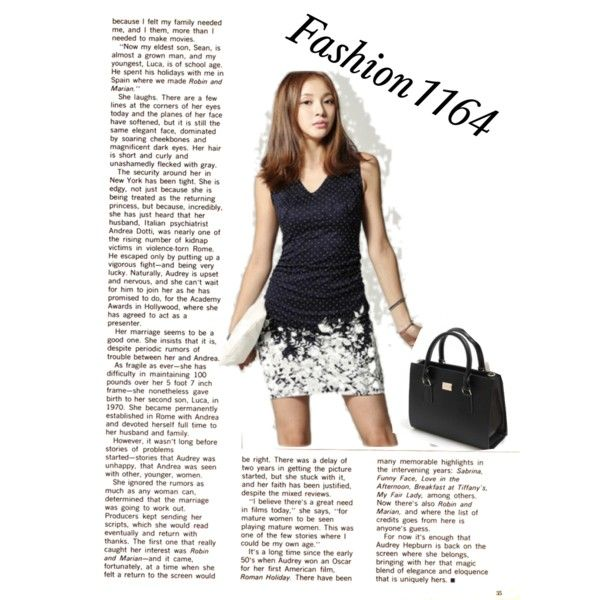 """""""Magazine style #29"""" by fashion1164 on Polyvore"""
