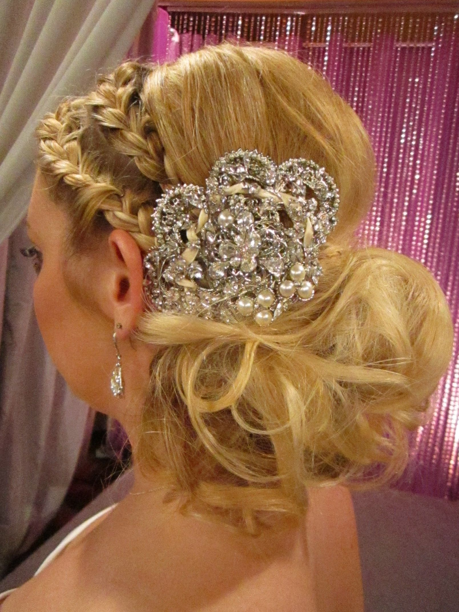 Cheryl King Couture Sw529e Swarovski Earrings Cherylkingcouture