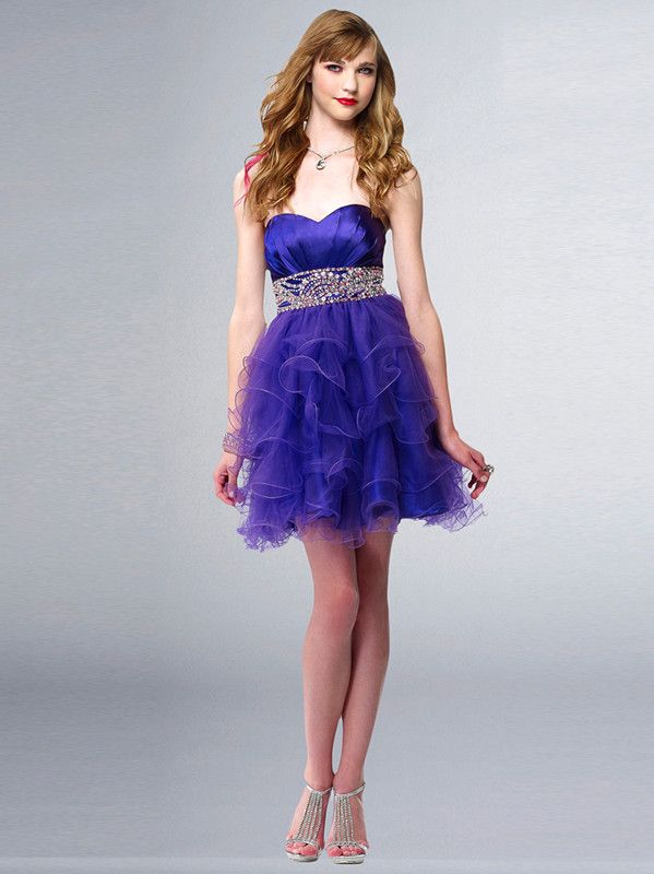 Short Girl Prom Dresses - Ocodea.com