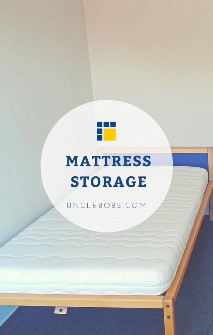 How to Store a Mattress and Bed Frame | Mattress, Store and Storage
