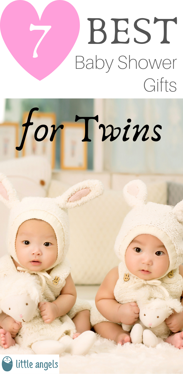 The 7 Best Baby Shower Gifts for Twins | Baby shower gifts ...