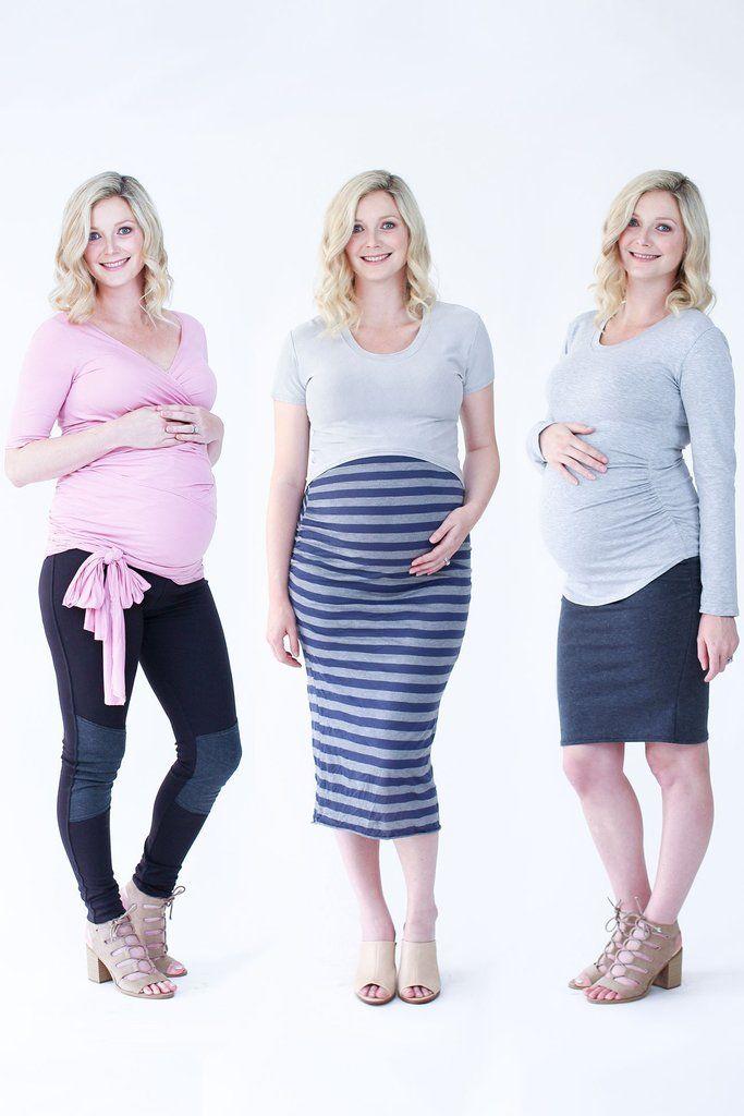 Maternity Survival Pack   Nähen Umstandsmode, Umstandsmode und ...