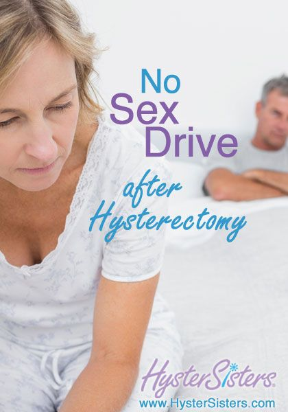 Womens sex experience after hysterectomy