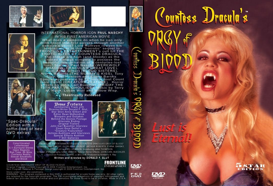 Draculas orgy of blood photo 946