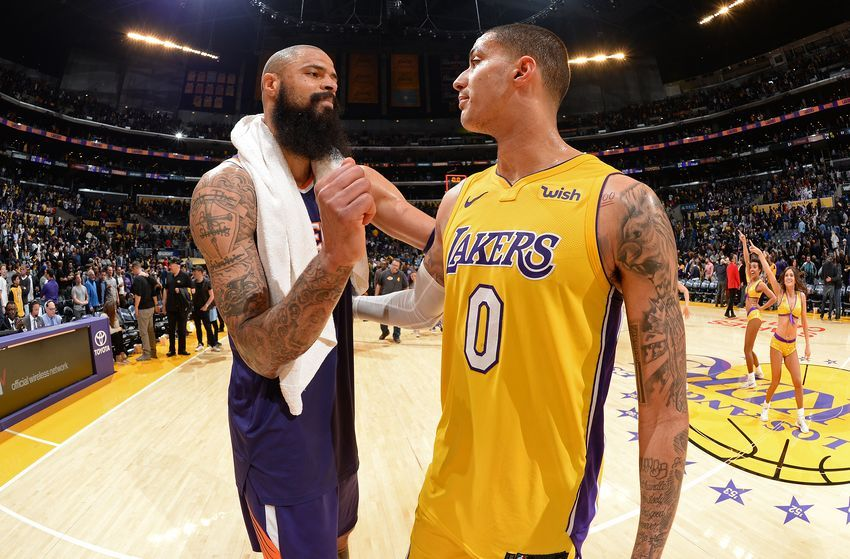 Los Angeles Lakers Tyson Chandler Available To Play Vs Minnesota Timberwolves Nba Lakeshow Tyson Chandler Los Angeles Lakers Lakers