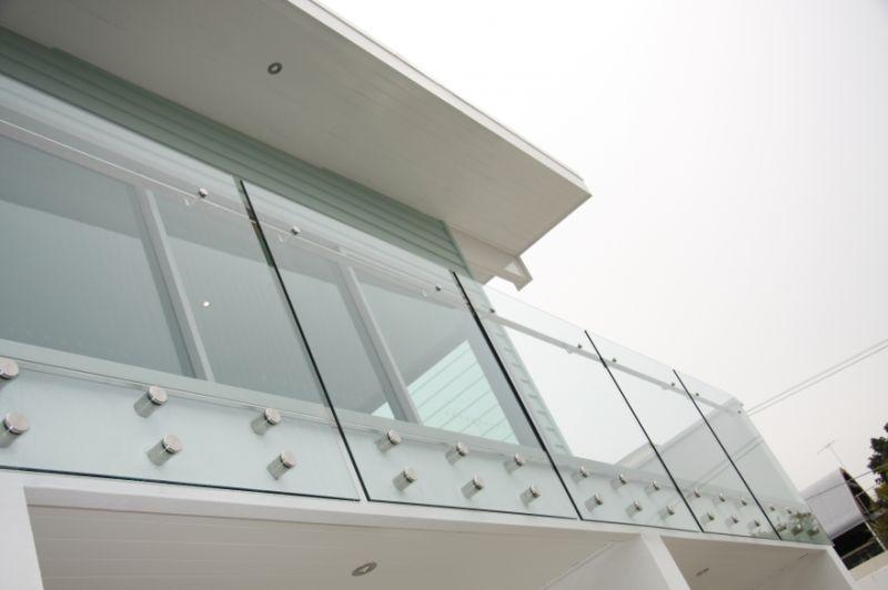 Best Patch Fitting Frameless Glass Balustrade Glass Railing Jpg 400 x 300