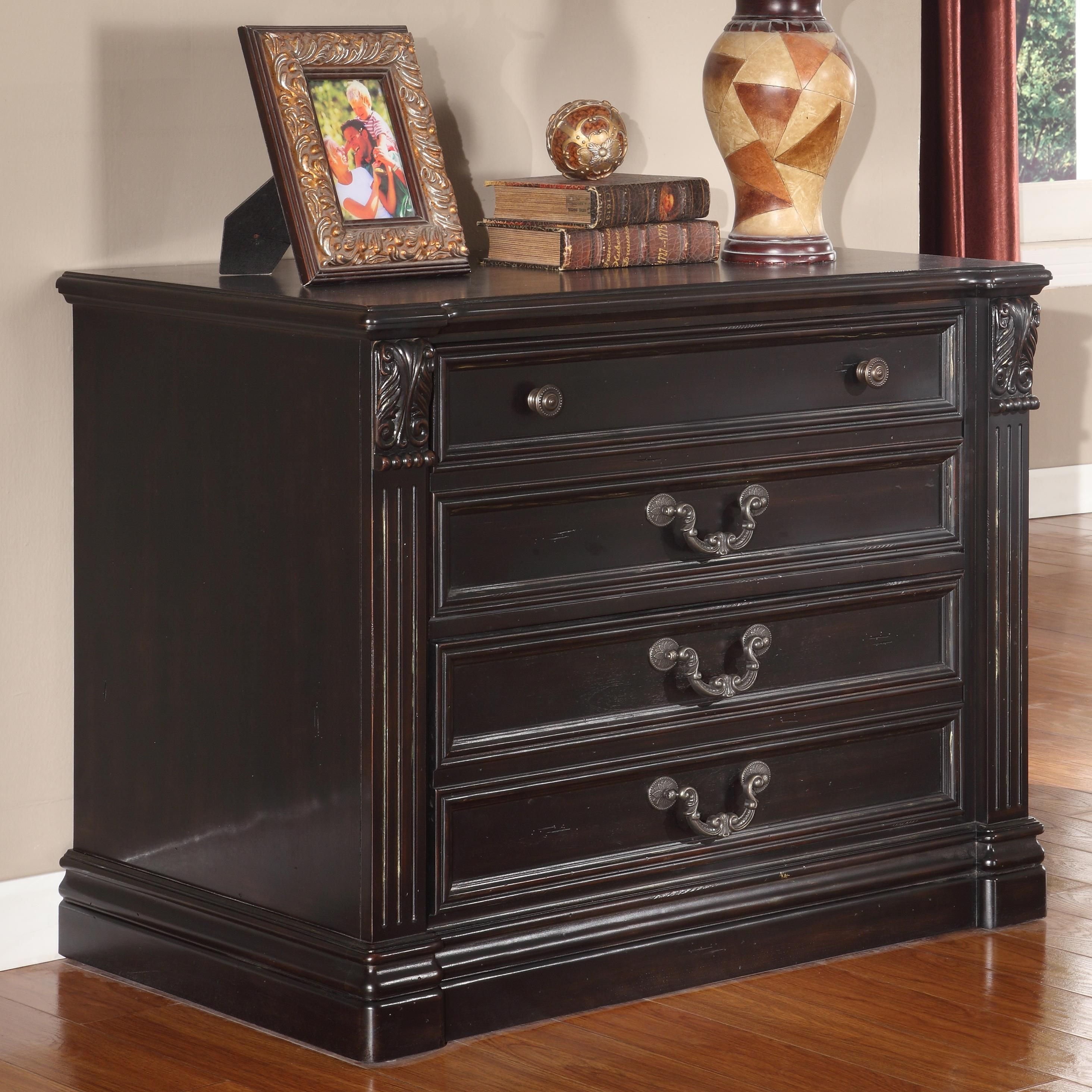 Palazzo Traditional Lateral File By Parker House Parker