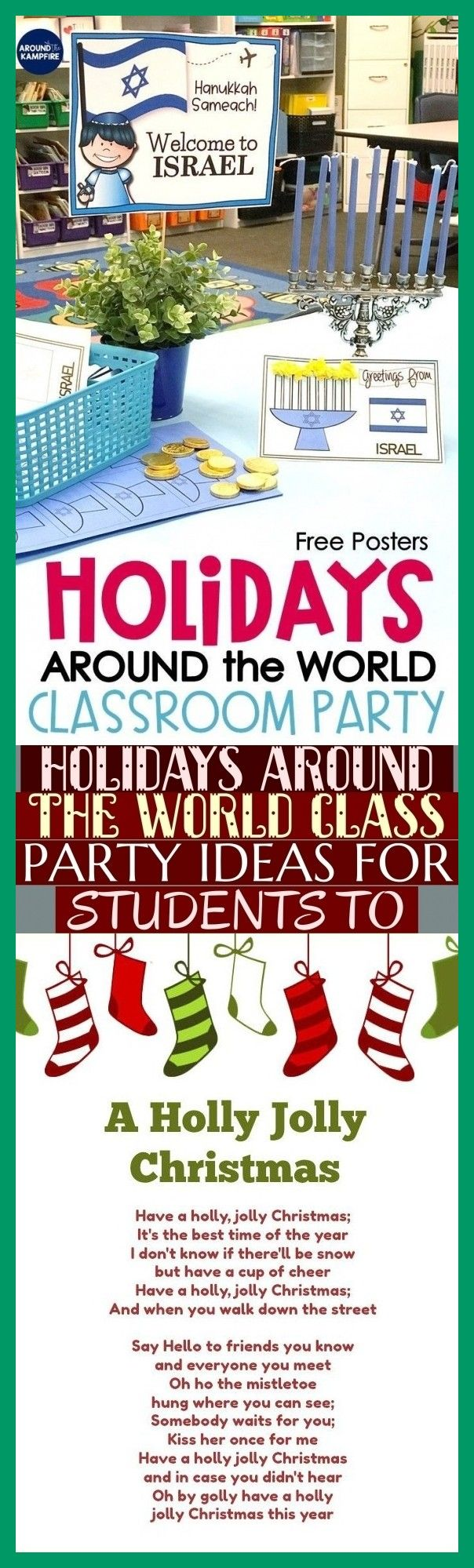 More Than 10 Holidays Around The World Class Party Ideas For Students To , Holidays around the wor