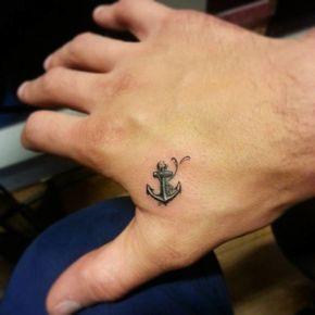 205 Tatuajes Pequeños Y Originales Para Hombre Tatuajes Tattoos