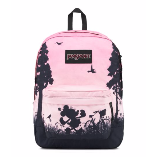 The Disney x Jansport Collection is Perfect For Back To