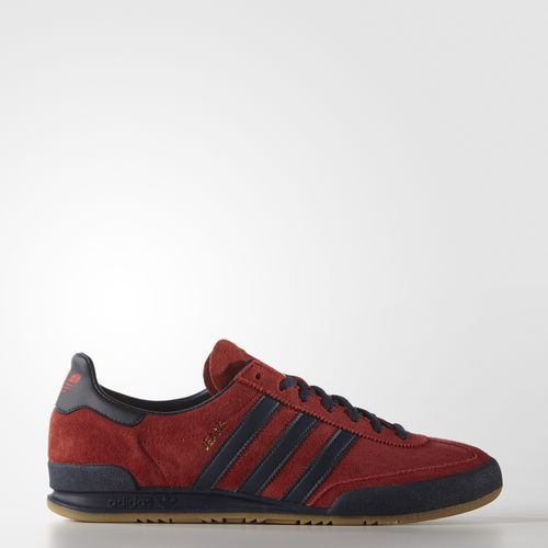 Jeans MKII Shoes - Red