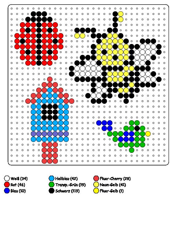 Bugelperlen Ostern Diy Ostern 2020 04 12
