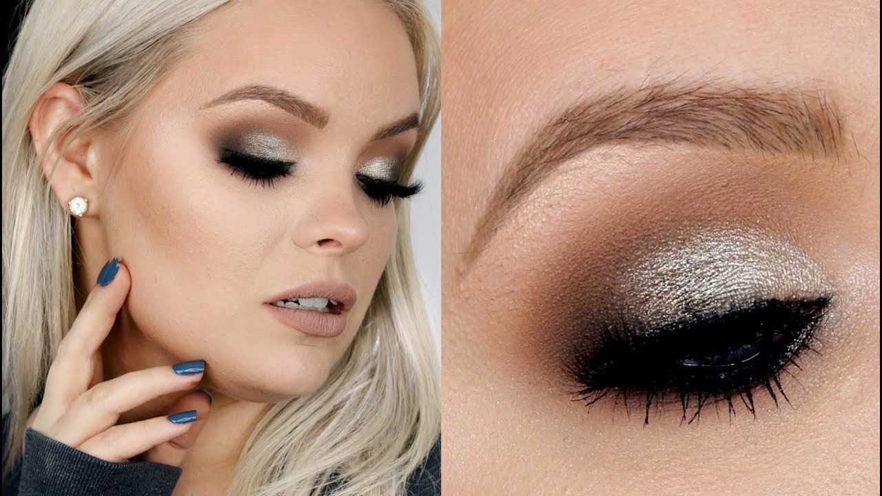 Cool Toned Fall Smokey Eye Makeup Tutorial Youtube Beauty