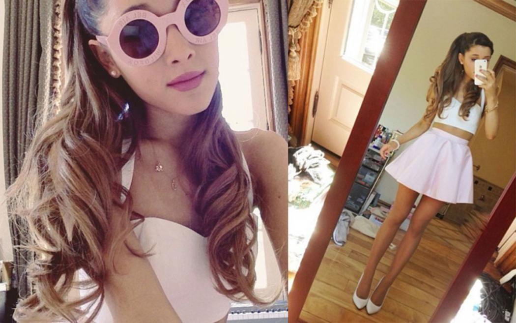 Pin De Yio En Ariana Grande: Ariana Grande Look - Google Zoeken