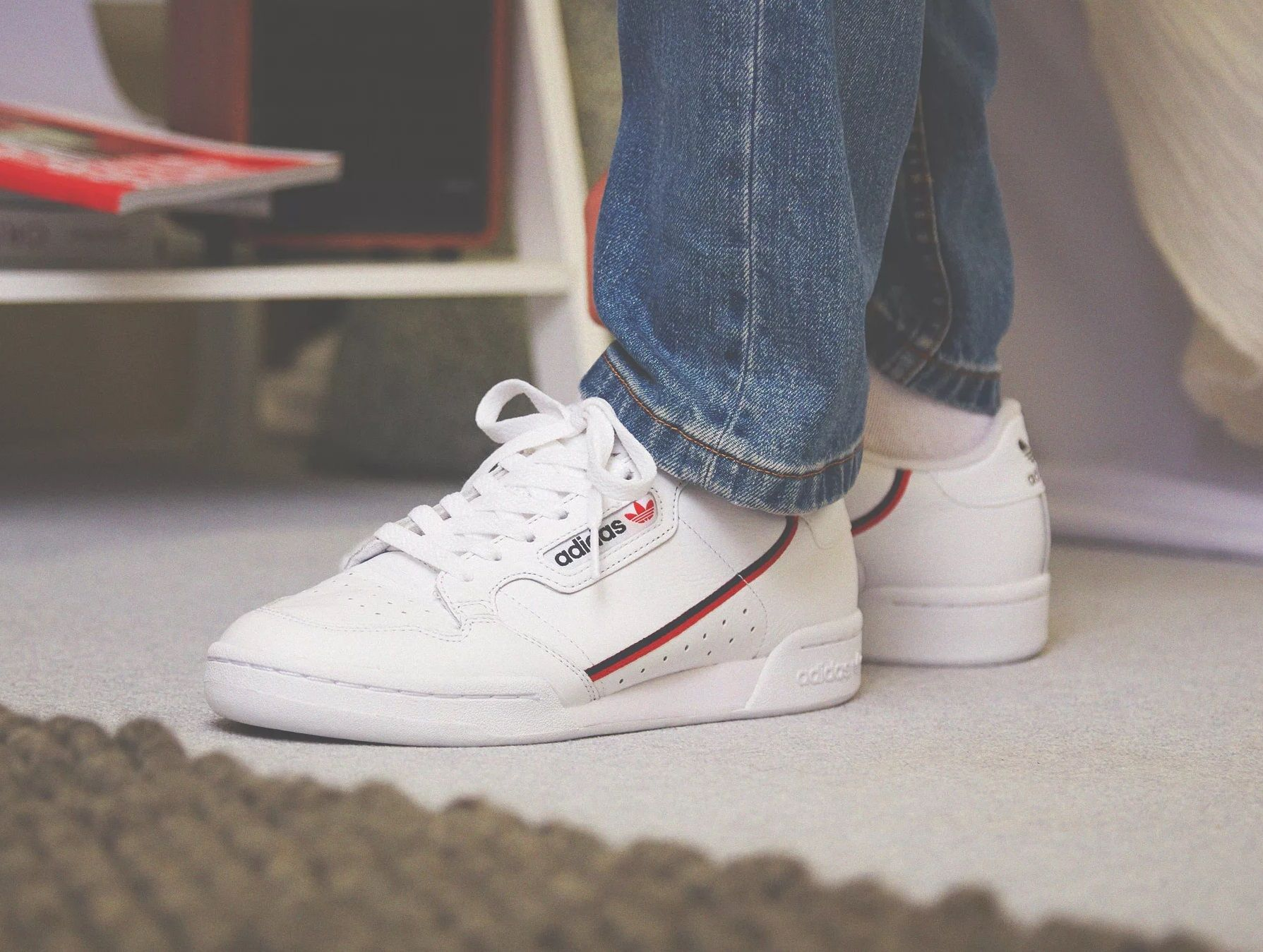 kwaliteit uk goedkope verkoop nieuwe stijl adidas Originals Continental 80 | Style I love in 2019 ...