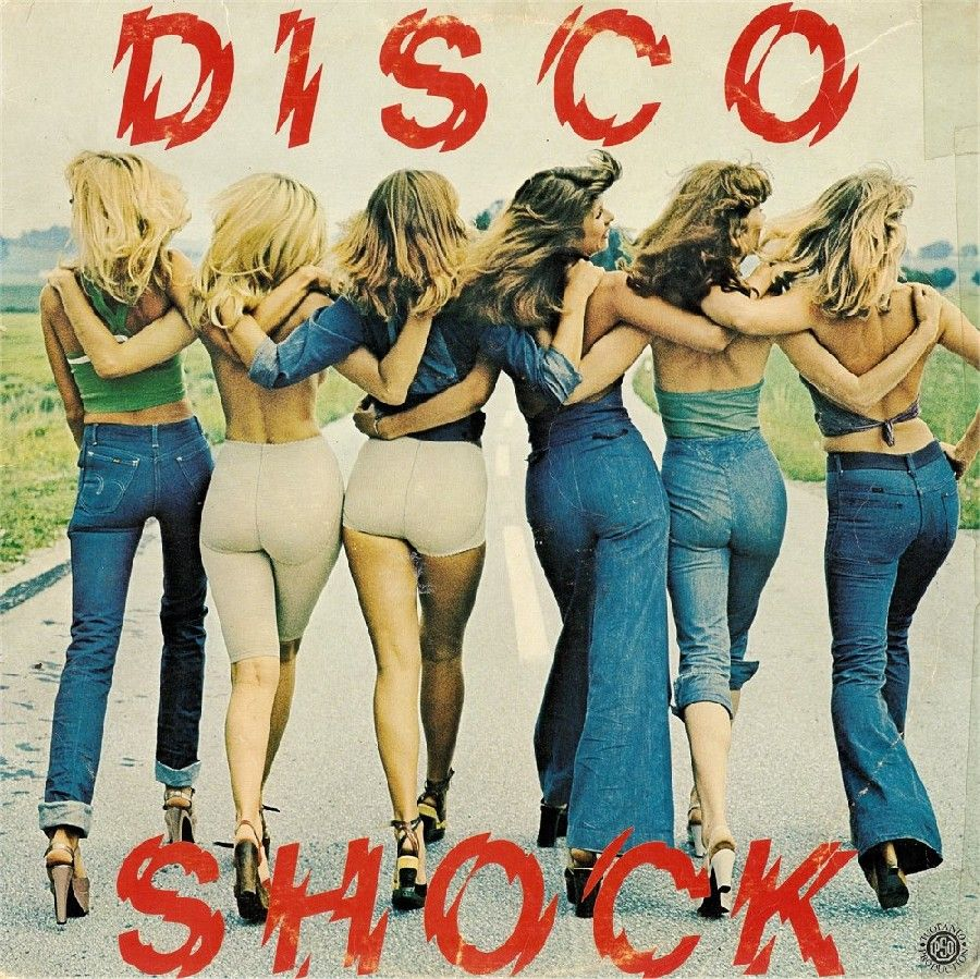 Disco Shock, Finnish disco compilation, 1978 Plus