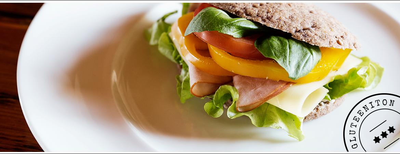 Hannun Gluteenittomat verkkosivut www.hannungluteeniton.fi  Lähellä leivottua ja tuoretta | Hannun 100% gluteeniton