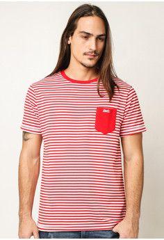 LE TIGRE Striped Moderno T-shirt  onlineshop  onlineshopping   lazadaphilippines  lazada  zaloraphilippines  zalora 55308482b