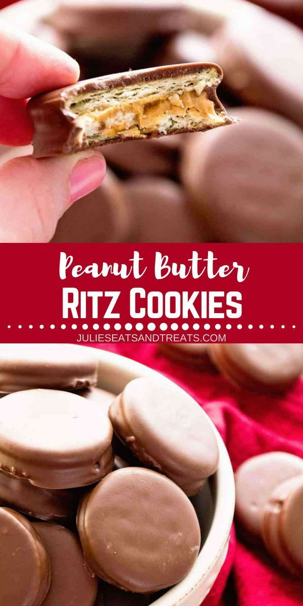 Looking for easy holiday desserts perfect for Christmas Day Make this Peanut Butter Ritz Cookies I Looking for easy holiday desserts perfect for Christmas Day Make this P...