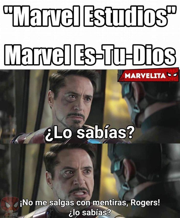 Resultado De La Imagen Para Memes De Marvel Marvel En Espanol De En Espanol Imagen La Marvel Memes Para Resul Memes Memes Graciosos Memes Divertidos