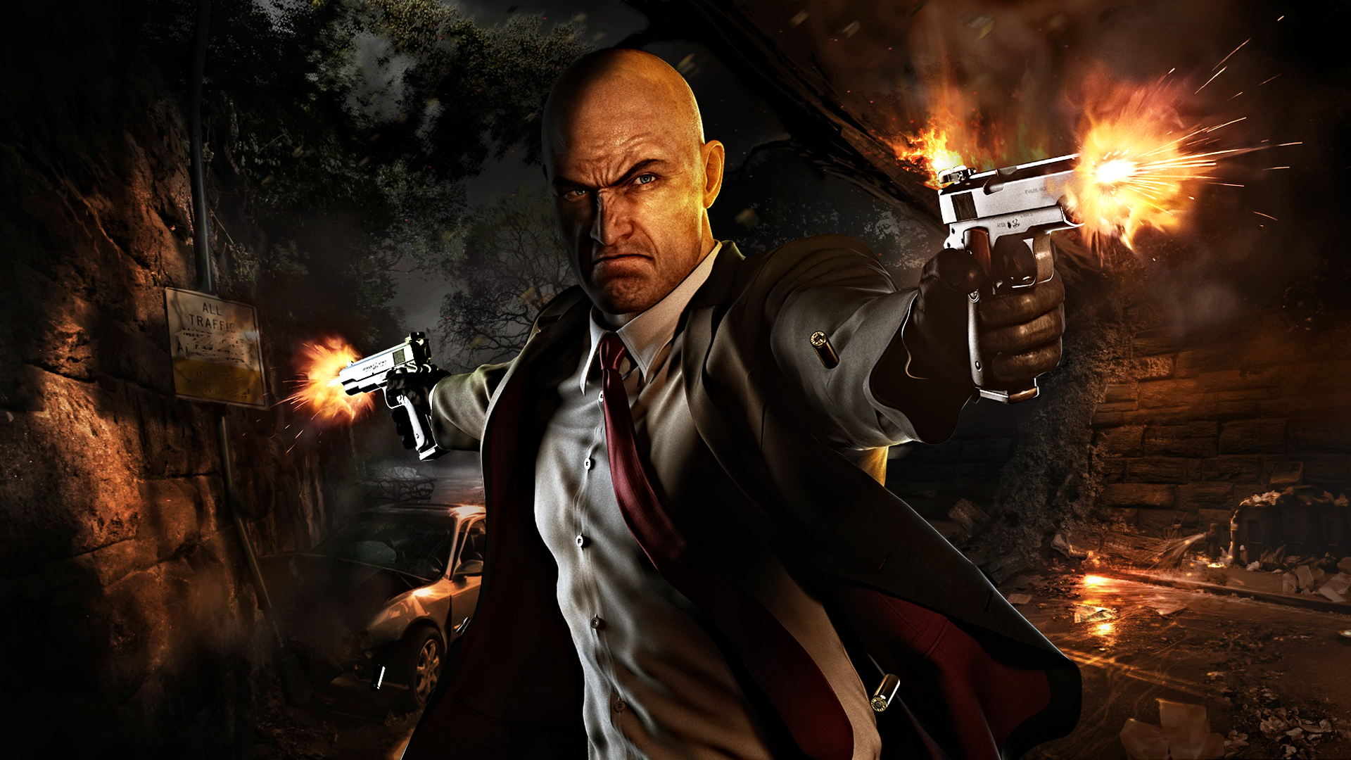 Hitman Absolution Wallpaper Widescreen Lti In 2020 Hitman Game