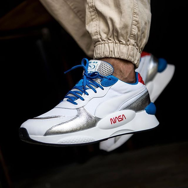 www.sneakers76.com PUMA X SPACE AGENCY RS 9.8 in store ...