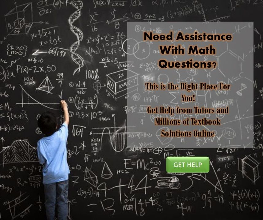 Our tutors are here to help you solve your math problems
