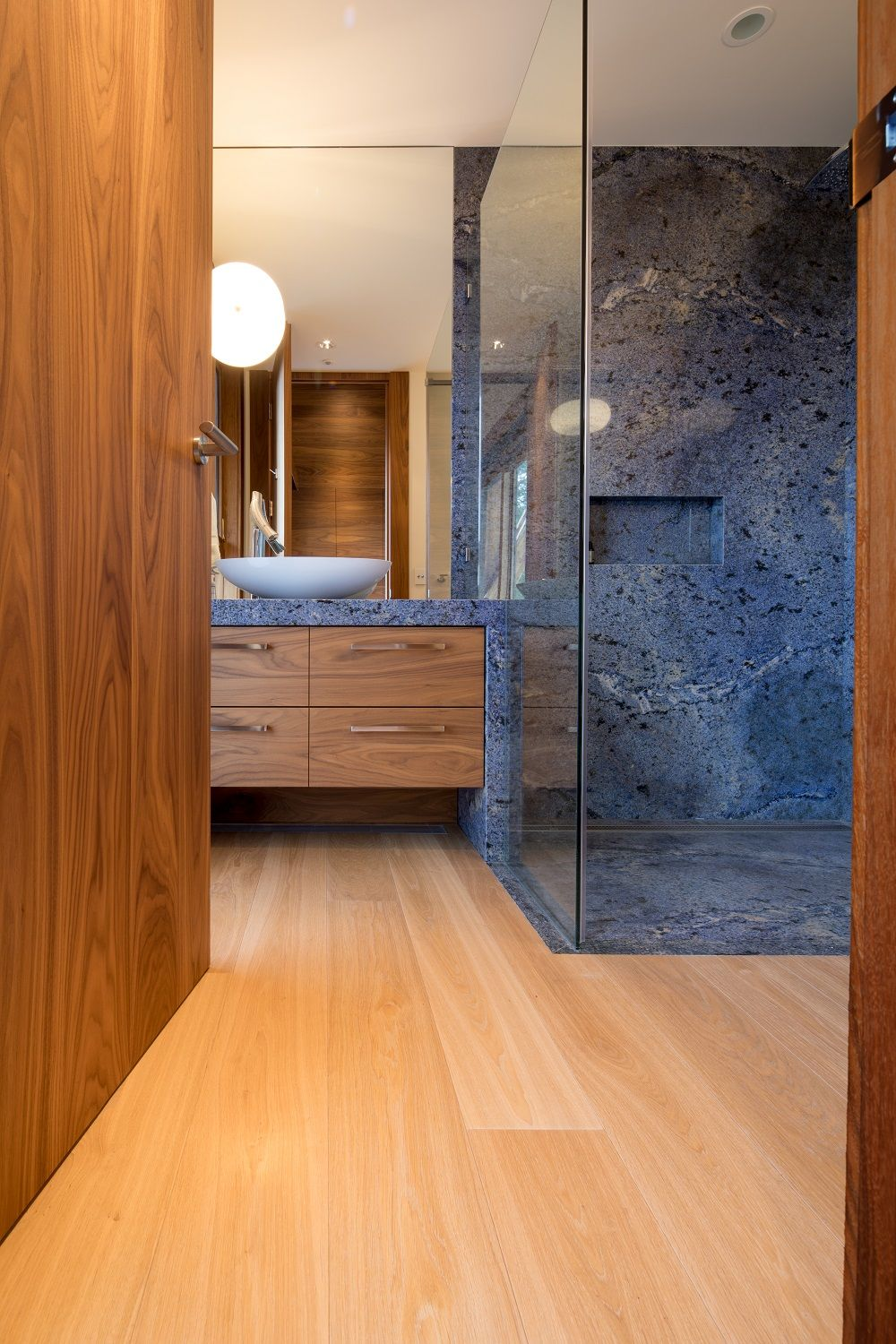 Whistler, Canada Hakwood Grotto flooring is an excellent