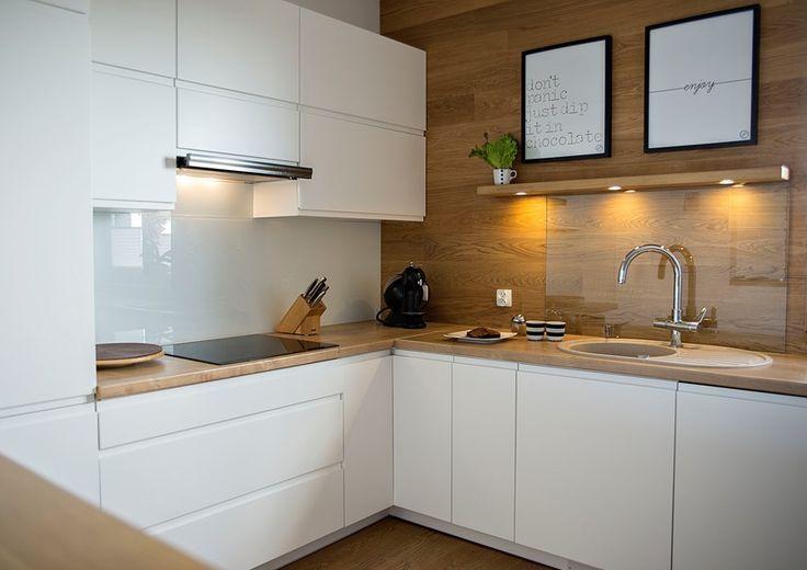 Post Usuniety Kuchnia I Jadalnia Forum I Wasze Wnetrza Leroy Merlin Modern Kitchen Kitchen Design Modern White Kitchen Cabinets