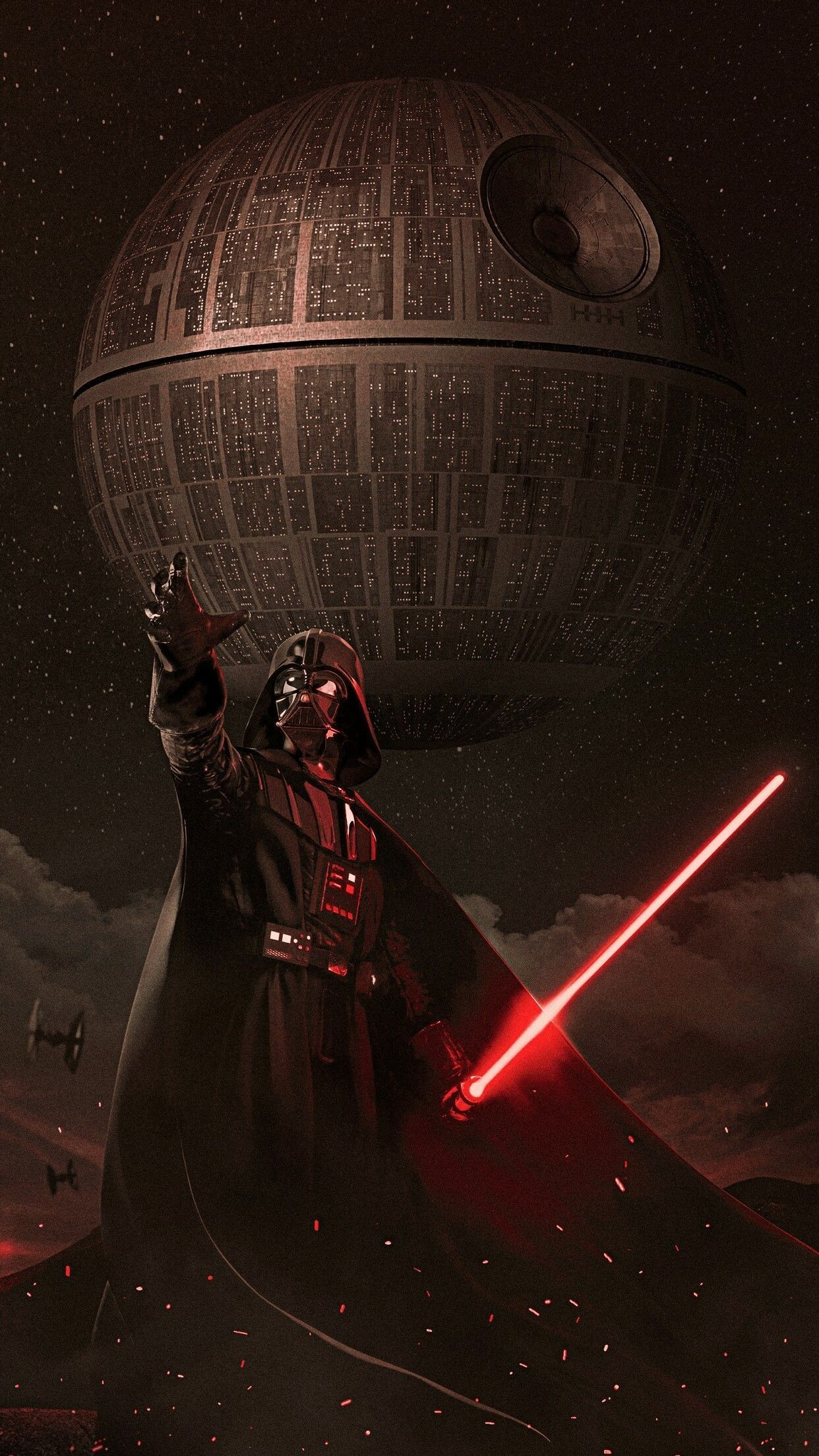 Wallpaper Darth Vader Star Wars Sith Dark Side Star Wars Art Star Wars Wallpaper