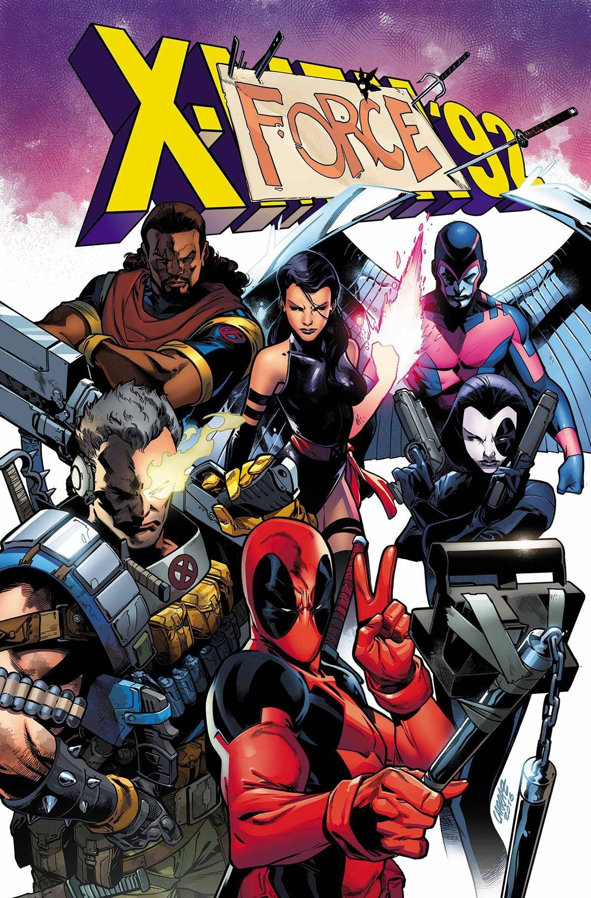 X Men 92 3 Marvel Comic Books Comic Books Art Marvel