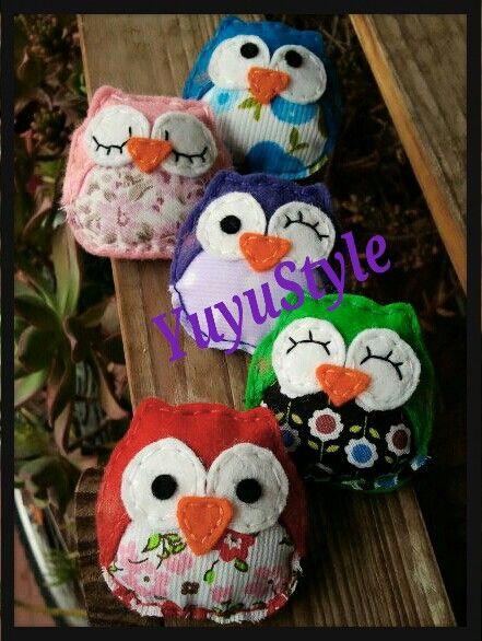 Buhos para tod@s  http://yuyustyle.blogspot.com