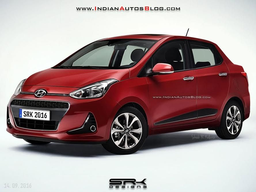 2017 Hyundai Grand I10 Xcent Facelift Launch In Early 2017