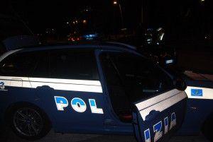 Fermato un pregiudicato romeno dopo un inseguimento,in corso indagini per rintracciare due complici fuggiti