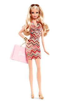 City Shopper™ Barbie® Doll
