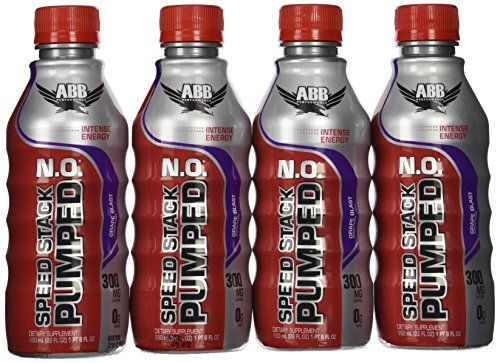 American Body Building Speed Stack Pumped No Grape 12 Count Check Out This Great Product By Click Affilia Fitness Nutrition Fitness Motivation Fitness Tips