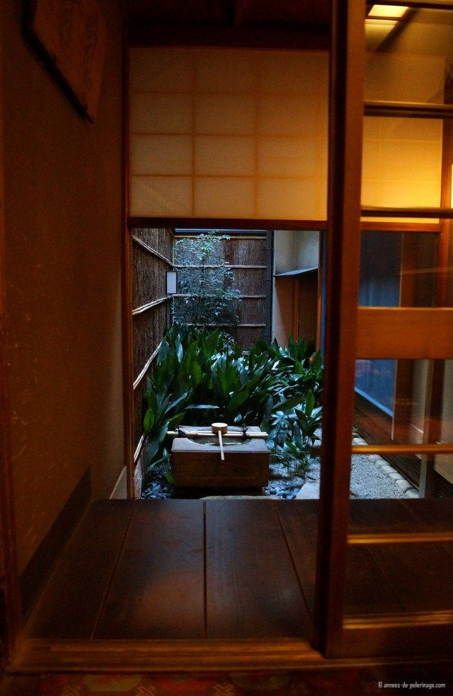 Tawaraya Ryokan and unlikely candidate for best hotel in
