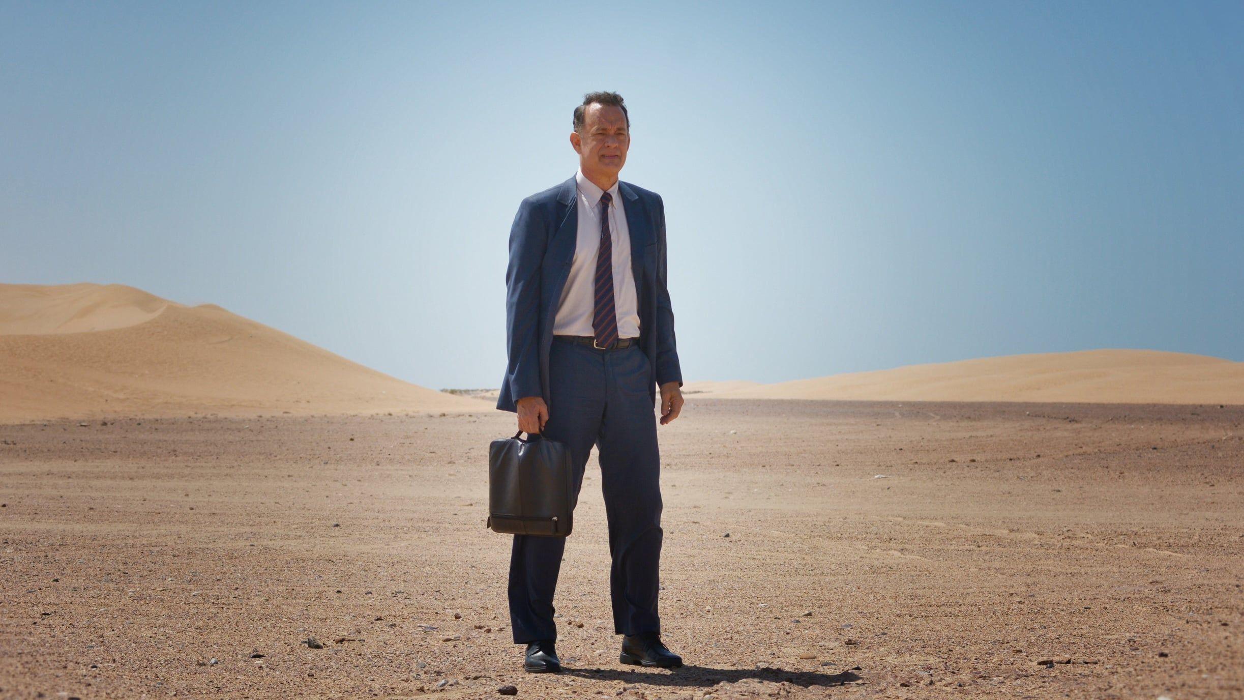 Den Misslyckade Affarsmannen Alan Clay Reser Till Saudiarabien I Ett Sista Desperat Forsok Att Undvika Tom Hanks Tribeca Film Festival Full Movies Online Free