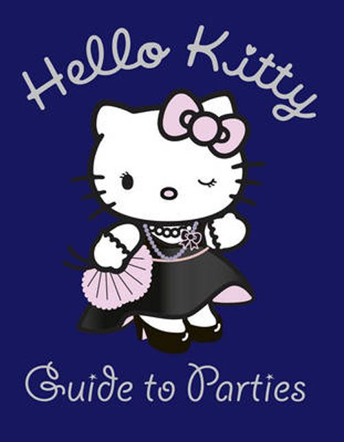 Hello Kitty Guide To Parties Hello Kitty Hello Kitty Backgrounds Hello Kitty Pictures